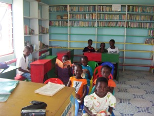 Chidren's Reading Room